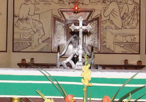 Présentation Saint-Esprit
